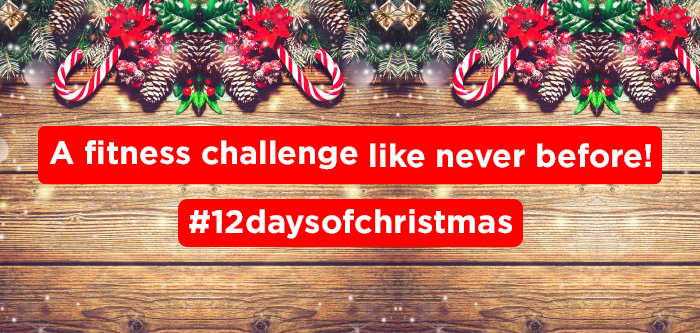 12 Days Of FITMAS Challenge
