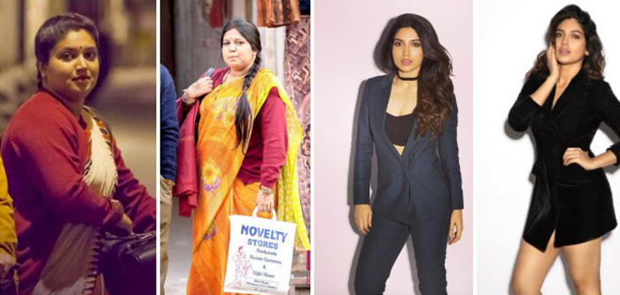 How Bhumi Pednekar Went From Fat To Fit
