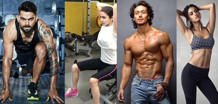 Bollywood's Fit Couples