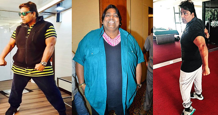 Ganesh Acharya, A Transformation Story From Fat To Fit