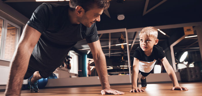 Gift Your Child Fitness With Fun. Here's How It's Done