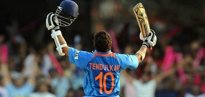 Indian Maestro Sachin Tendulkar