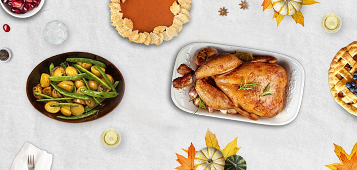 6 Ways To Celebrate A Healthy Thanksgiving Day