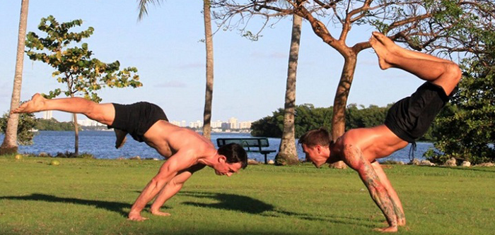 New Buzz In Town: Animal Flow Workout