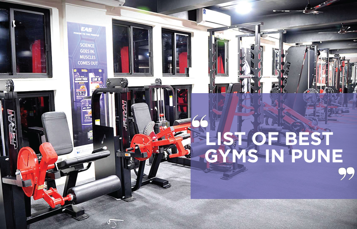 List of 13 best gyms in pune top fitness centers in pune