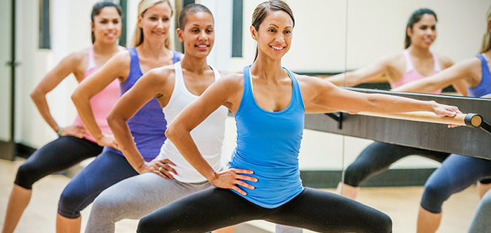 New Buzz In Town: Barre Workout