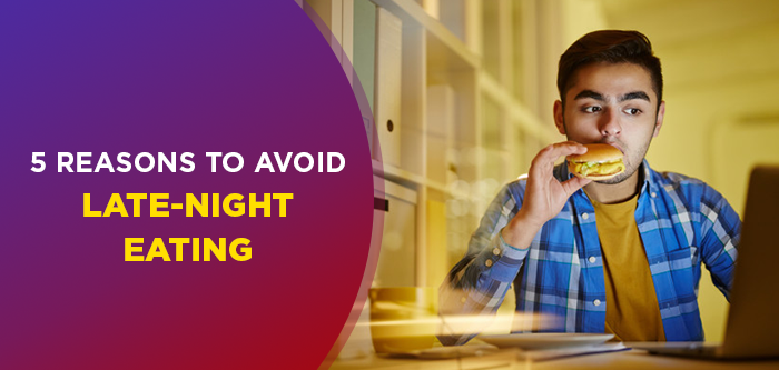 Is Late-Night Eating Bad For You?