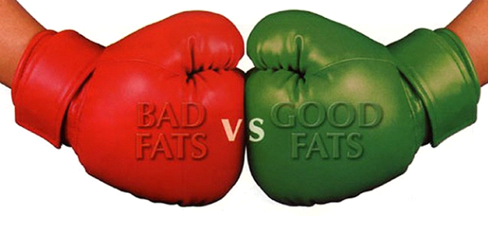 Good Fats Vs Bad Fats : Healthy High-Fat Foods And How To Choose