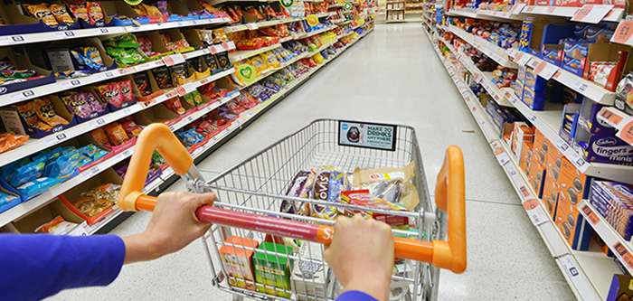 Advice From Our Expert Nutritionist For Fast And Healthy Grocery Shopping