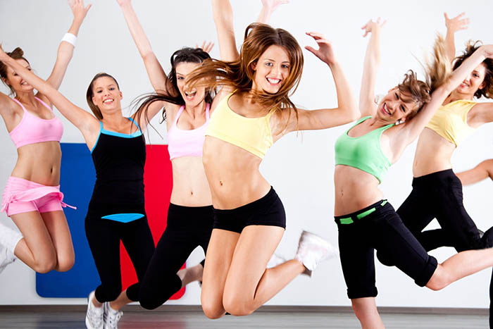 ZUMBA- One Last Dance For Your Calories