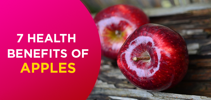 Apples & Their 7 Health Benefits | 5 Delicious Apple Recipes