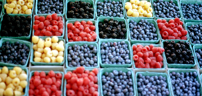 THE 5 SUPERPOWER OF SUPERFOOD - BERRIES