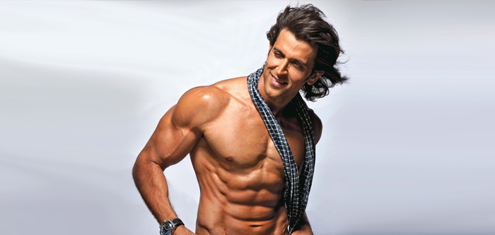 How Bollywood's Greek God Is In His Best Shape Even At 44