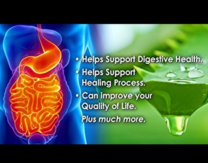 Aloe Vera - Improves digestive issues