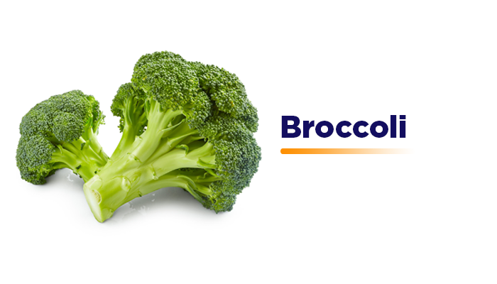 Broccoli - Gluten Free Diet