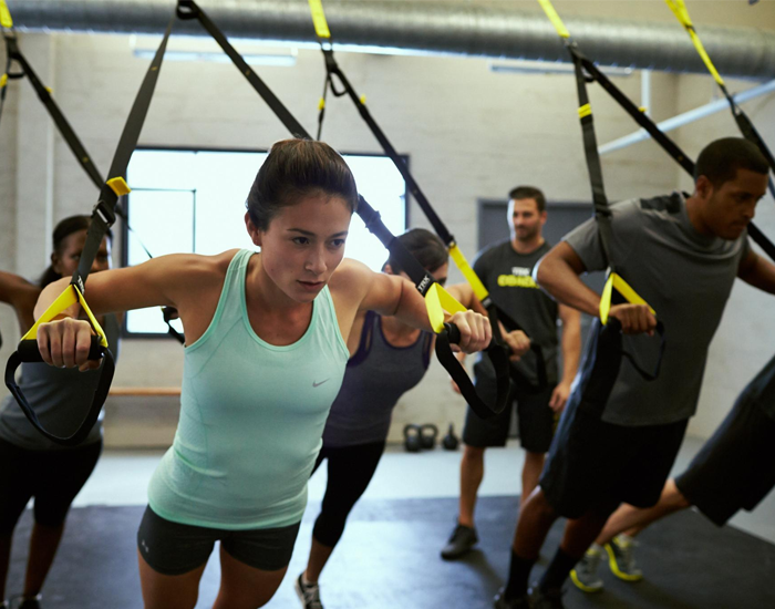 Before you are going for a TRX  Workout