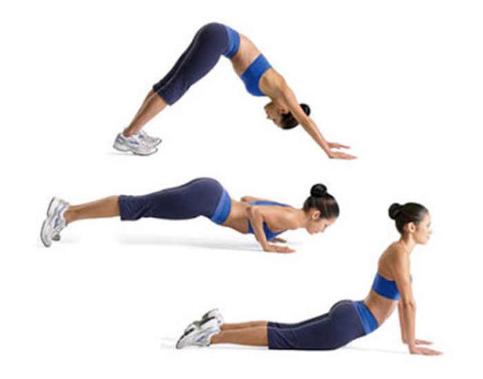 How to Do Correct Push Ups : Different Types and Benefits | FITPASS