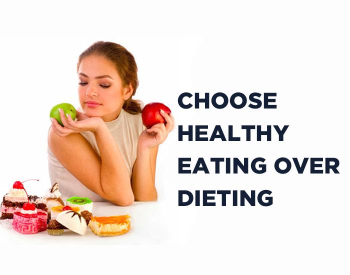 choose healthy food