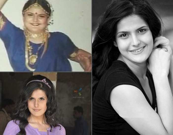 Incredible weight loss Zareen Khan