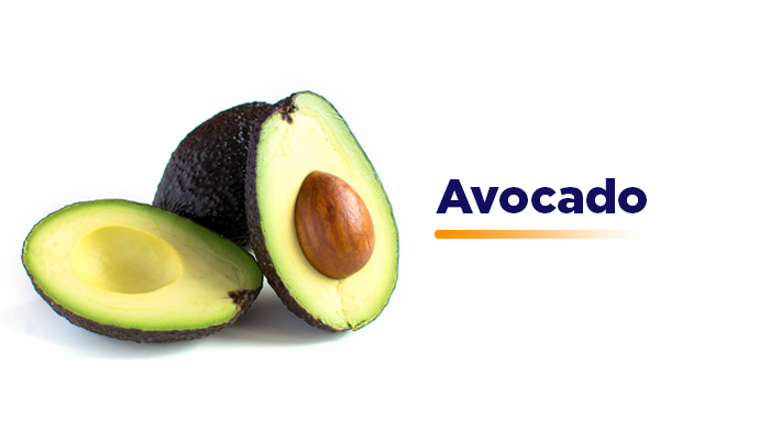 Avocado - Gluten Free Diet