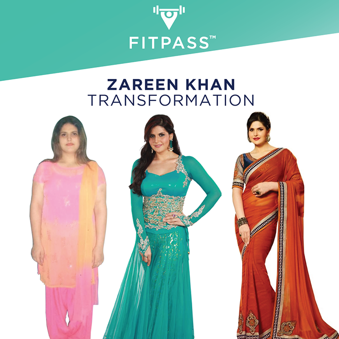 Incredible Weight Loss Journey of Zareen Khan