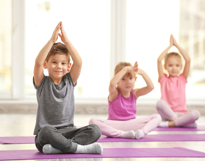 Let your child understand the boons of a healthy lifestyle from the beginning