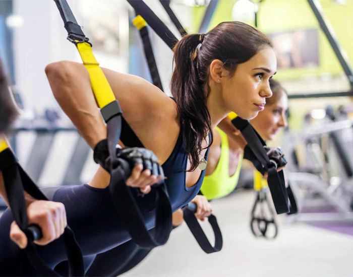How many times a week should you do TRX?