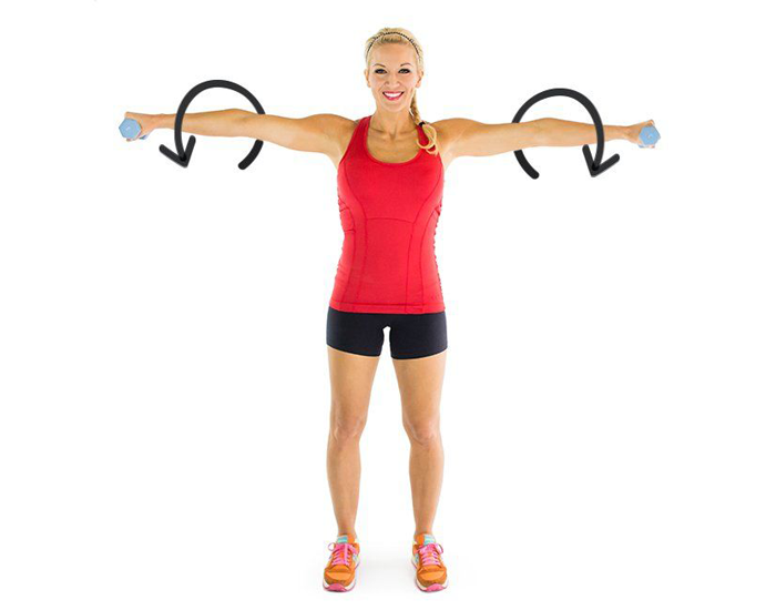 Arm Circles with Weights