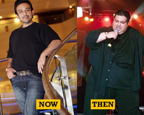 Adnan Sami Fat To Fit