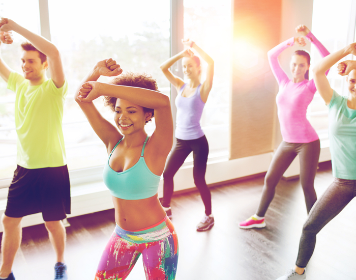 zumba workout classes fitpass