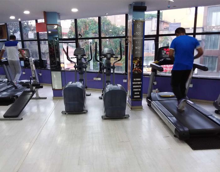 Reforma Fitness