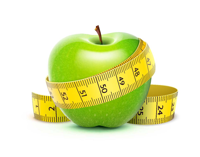 Apple help to maintain your weight managements