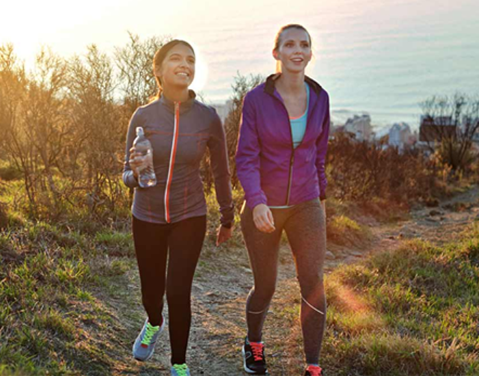 Tips for Good Brisk Walking