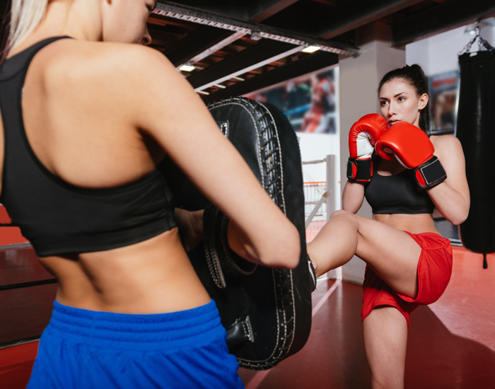 boxing classes and training