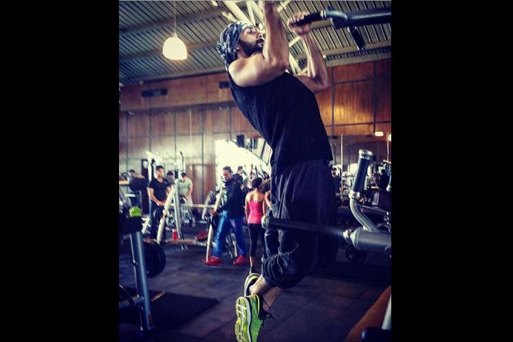 Diljit Workout
