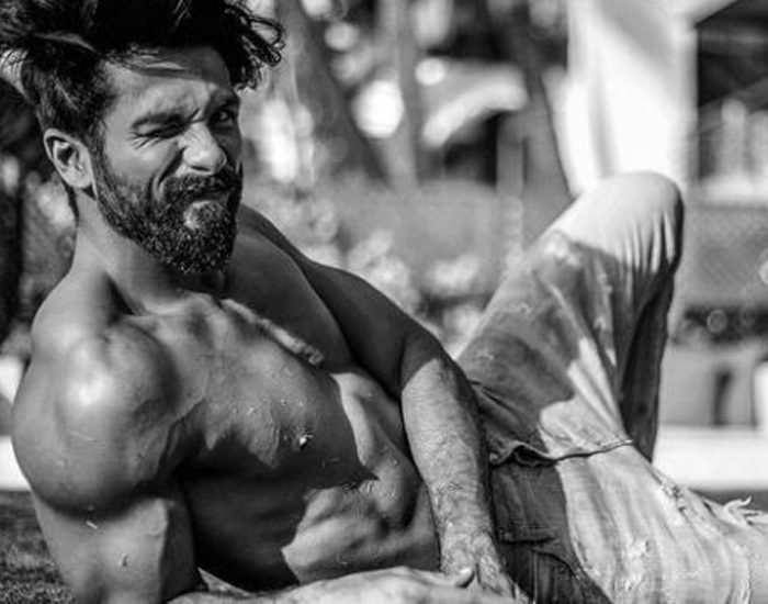 Shahid kapoor's diet and workout plan