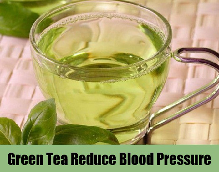 Green Tea Reduce Blood Pressure