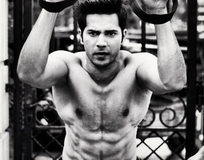Varun's Workout Regime