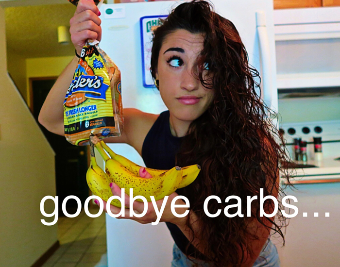 Say Bye-Bye to Carbs
