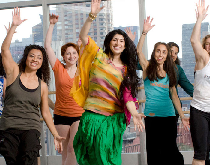 Bhangra classes