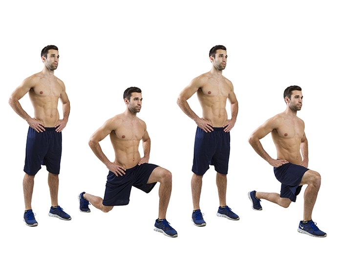 lunges exercise- Best-Lower-Body-Workouts