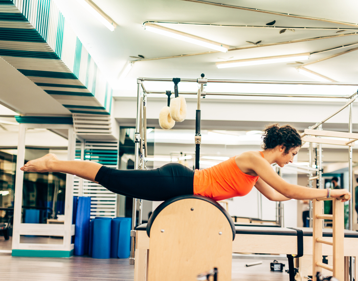 Why does Pilates have lesser reps
