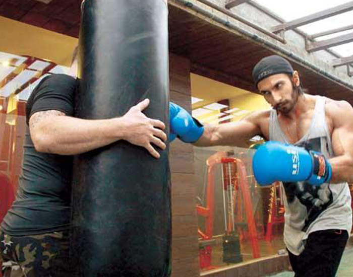 Ranveer Singh Workout Routine