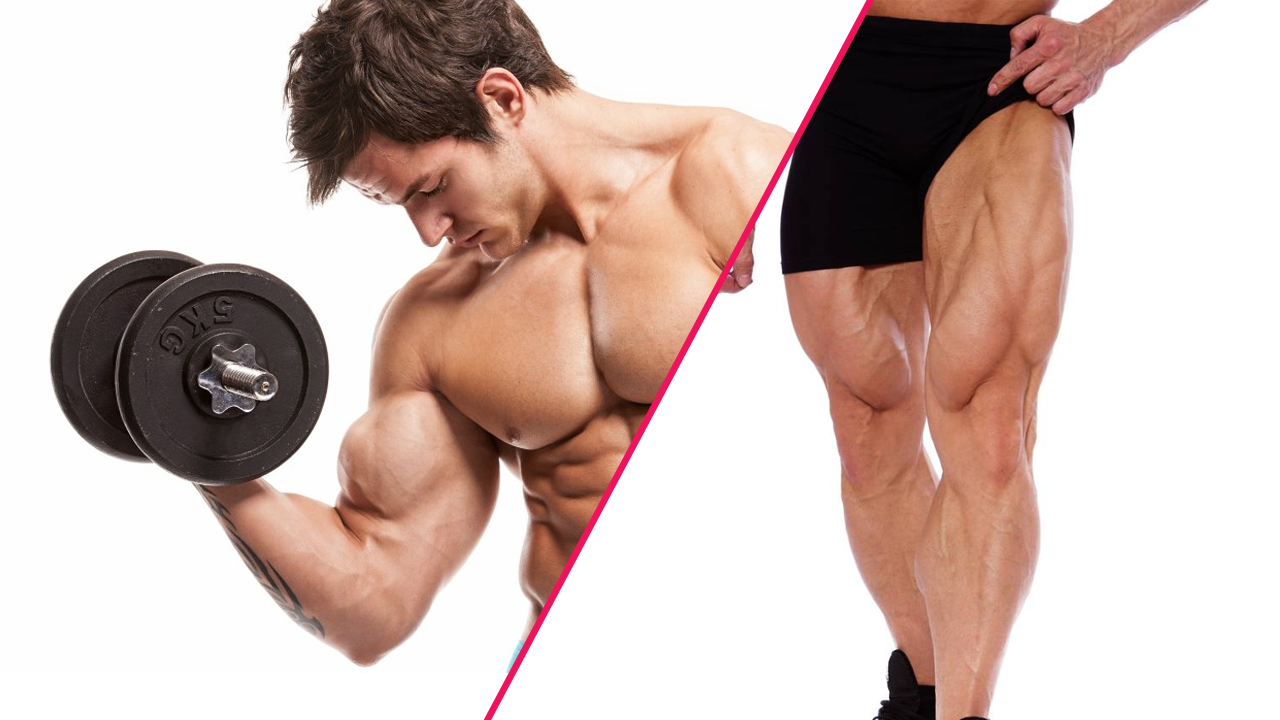 Boost every part of your body including shoulders and calves