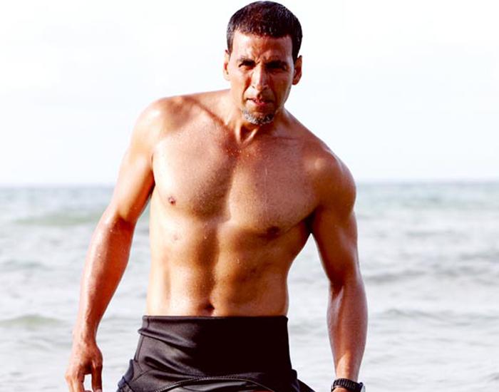 Akshay Kumar Fitness Regime