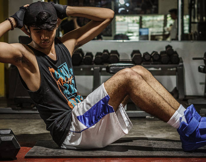 Circuit Training helps you build muscles