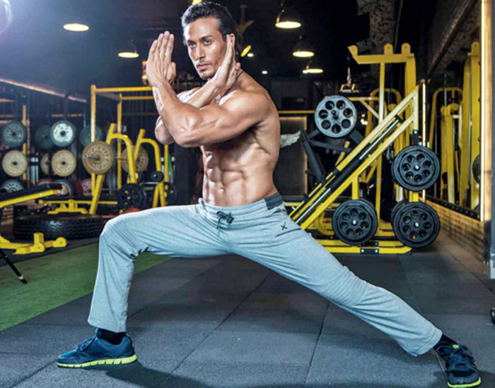 Tiger Shroff's mixed martial arts
