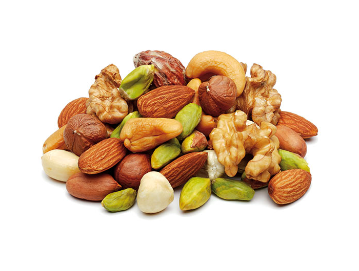Keto diet - Nuts and Seeds