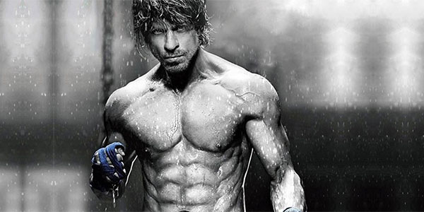 srk 10-minute cardio workout