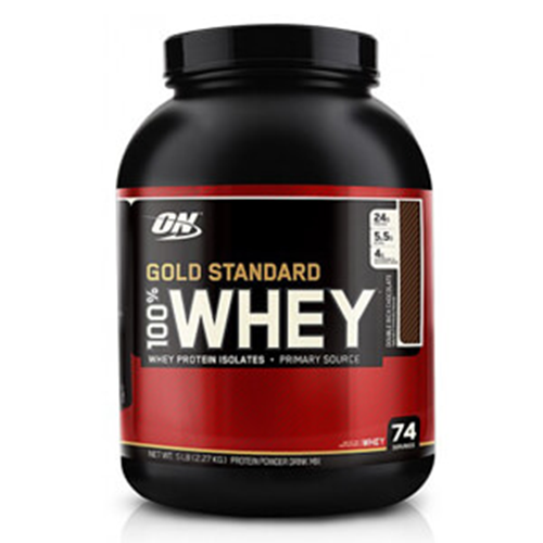 ON (Optimum Nutrition) – Gold Standard 100% Whey Protein